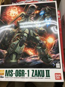 MS-06R-1 ZAKUⅡ